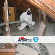 Asbestos Remediation Inside a Building